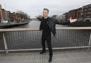 ¡EXCLUSIVO! Nicky Byrne habla sobre gran contrato en solitario Eurovi10