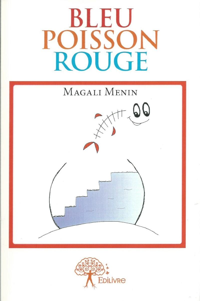 [Menin, Magali] Bleu poisson rouge Numyri13