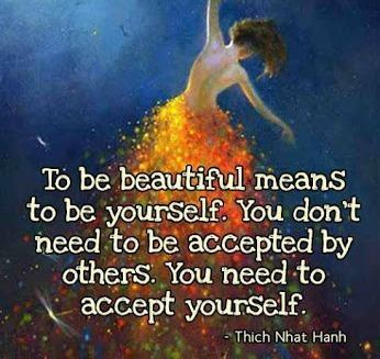 To be Beautiful is to Be yourself Bebeau10