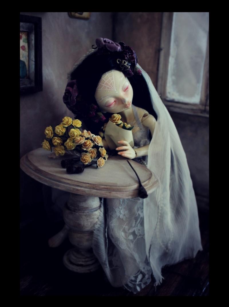[Thanatos] The Raven (Stop motion), Aria Mystic dolls P.4 - Page 3 310