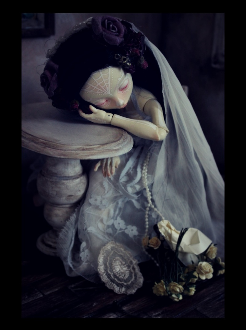 [Thanatos] The Raven (Stop motion), Aria Mystic dolls P.4 - Page 3 810