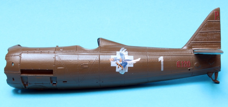 PZL P.7a - resin 1/48 TORO MODEL - FINISHED 610