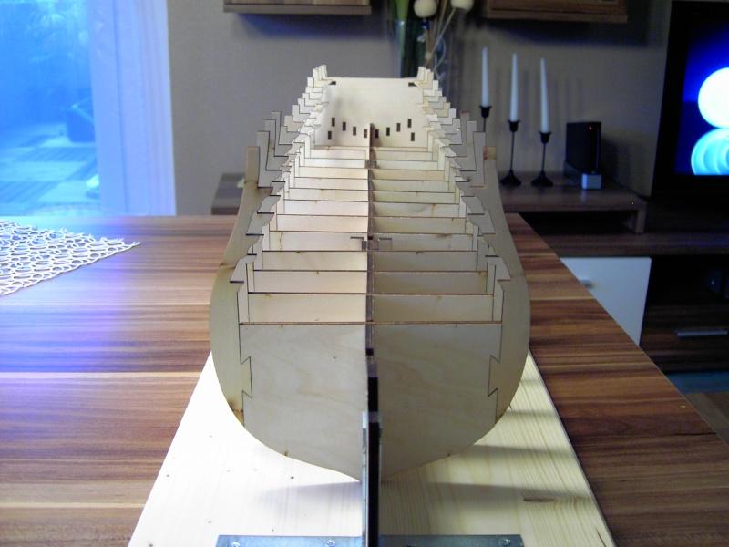 Chris77 Baubericht der HMS Victory aus Holz Pict0014