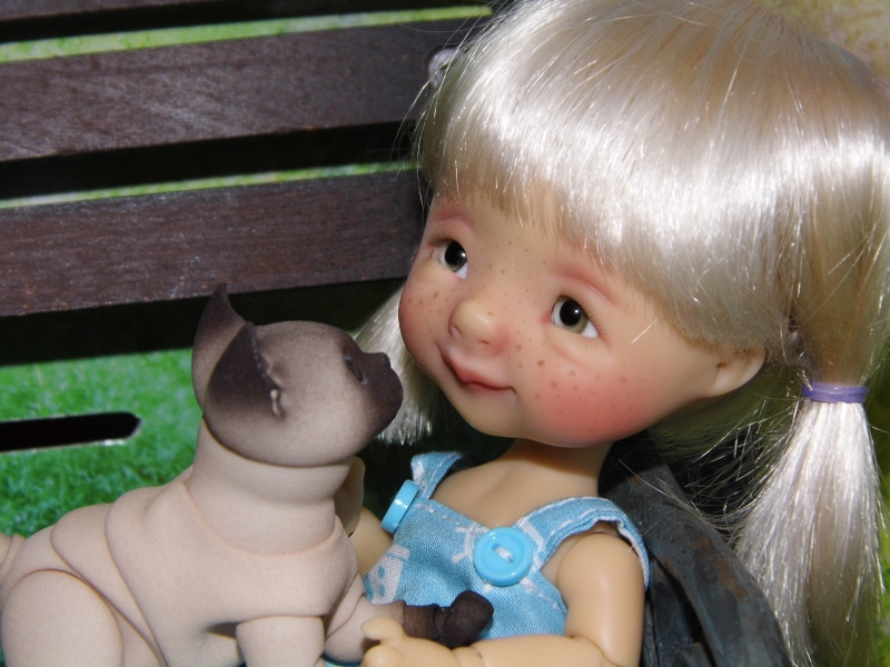 Eddie Moon de Nikki Britt et son petit chat... Dsci5210
