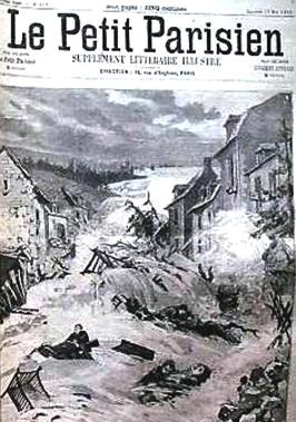 La catastrophe de Bouzey 27 avril 1895 Bouzey12