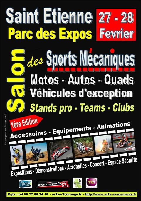 [42][27-28 février 2016] 1er Salon des sports mécaniques  Sports10