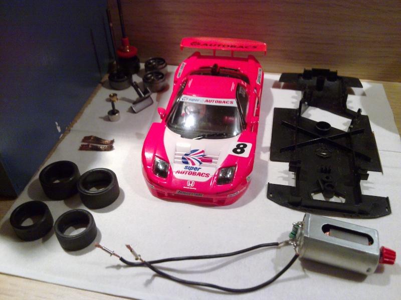 Conversion Honda NSX en Lamborghini Murcielago. 27122010