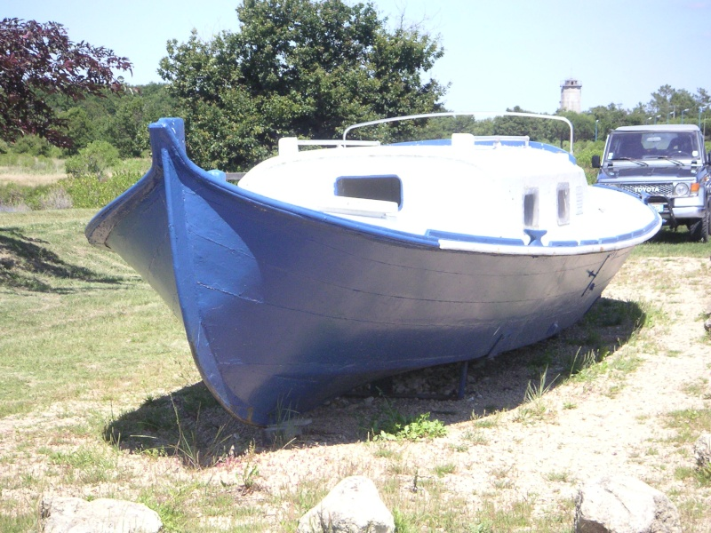 Pinasse du bassin d'Arcachon au 1/10ieme d'après plan bateau modèle de 1995 - Page 4 Cap_fe11
