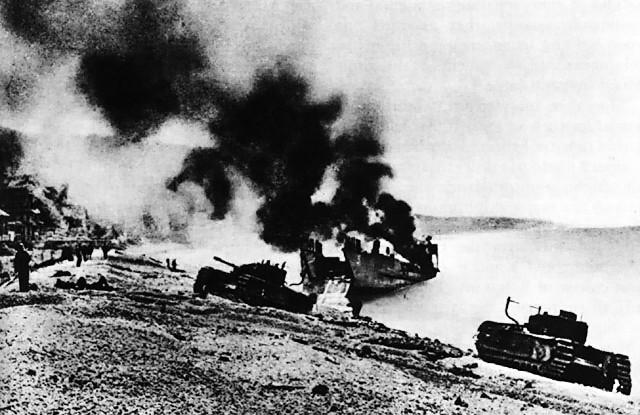 les canadiens pendant la seconde guerre mondiale Britis10