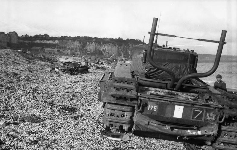 les canadiens pendant la seconde guerre mondiale Bundes10