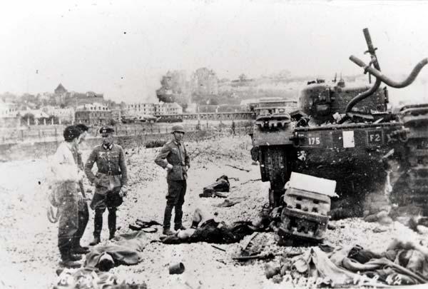 les canadiens pendant la seconde guerre mondiale C-017210