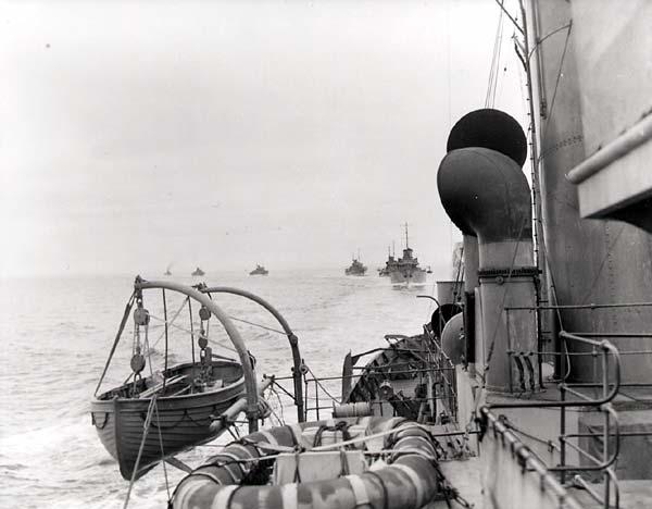 les canadiens pendant la seconde guerre mondiale Pa-03710
