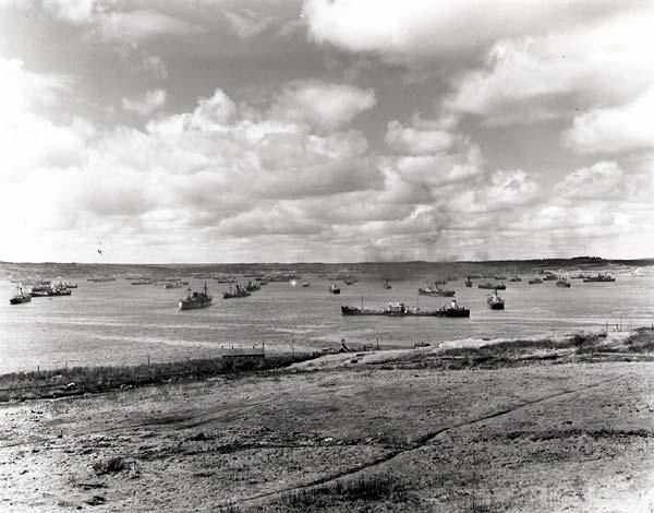 les canadiens pendant la seconde guerre mondiale Pa-10510