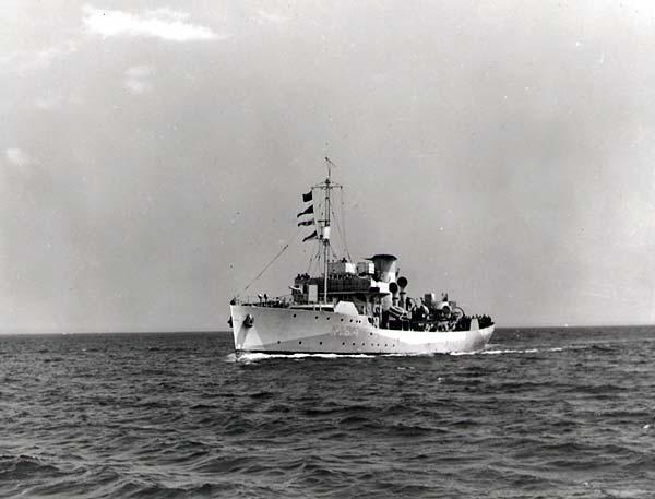 les canadiens pendant la seconde guerre mondiale Pa-10511