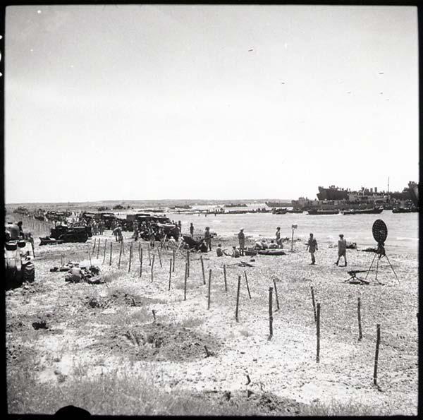 les canadiens pendant la seconde guerre mondiale Pa-16610
