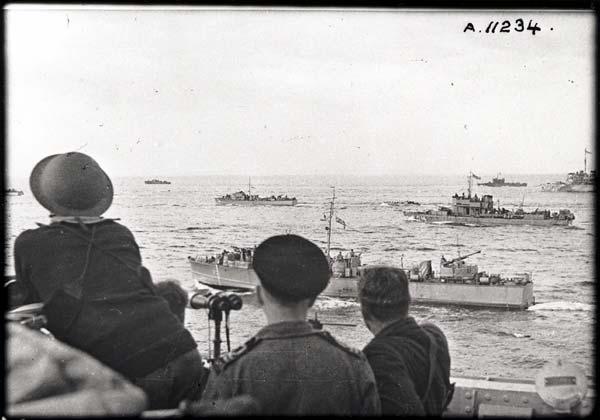 les canadiens pendant la seconde guerre mondiale Pa-17110