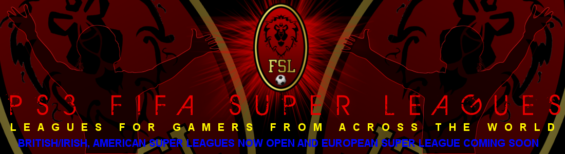 PS3 FIFA SUPER LEAGUE