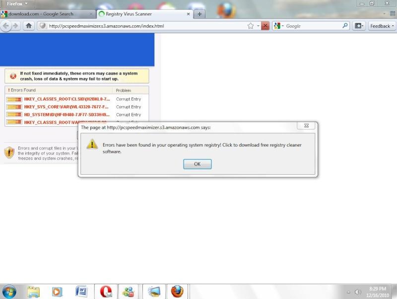 Google Virus Ss11