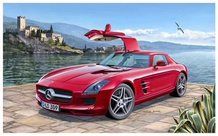 Mercedes SLS Rv071011