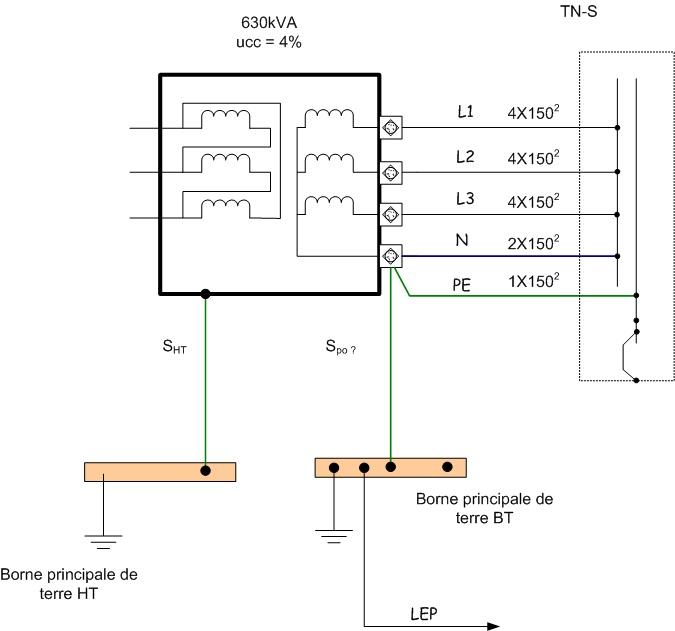 Remplacement transformateur - Utilité d'un conducteur de protection Smlt_b13