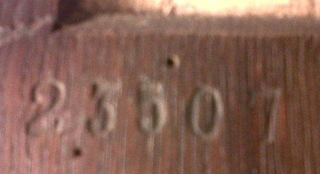 Noms et inscription Num10