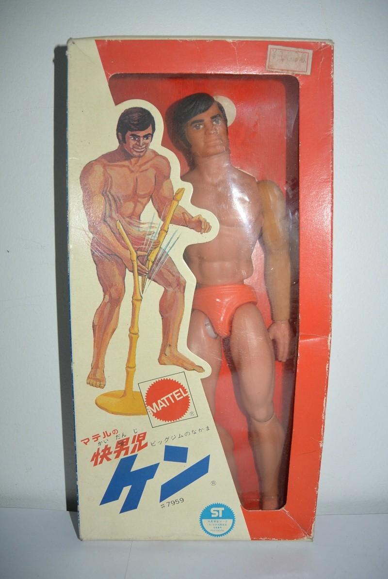 Kaidanji ken / Big Jim   No 7959  23374710