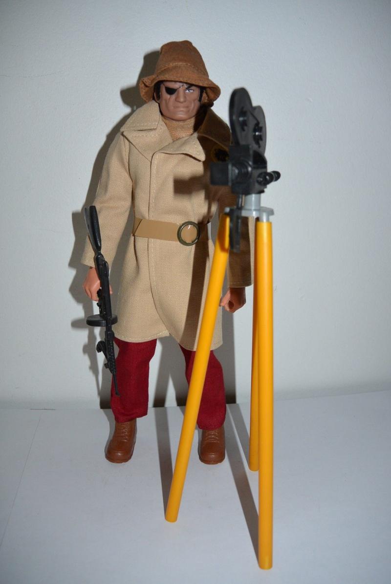 Big Jim's P.A.C.K. Double trouble adventure  sets Master Spy /Photographer  No. 9337 _5779