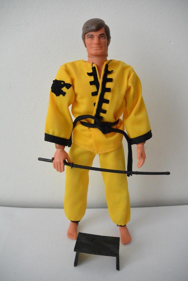 Big Jim's P.A.C.K. Double Trouble Adventure Sets Martial Arts No.9333 asst.No.9336 _5780