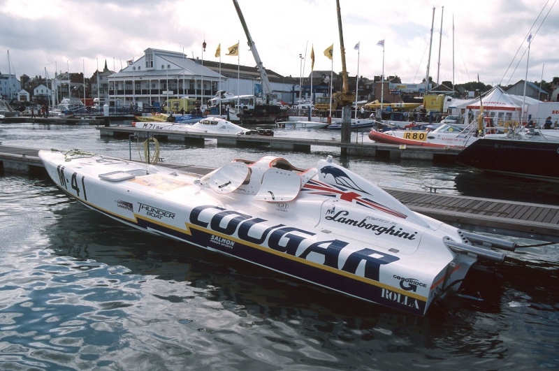 Restauration d'un Offshore RC Cougar10