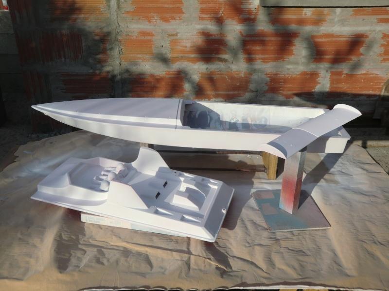 Restauration d'un Offshore RC Montag10