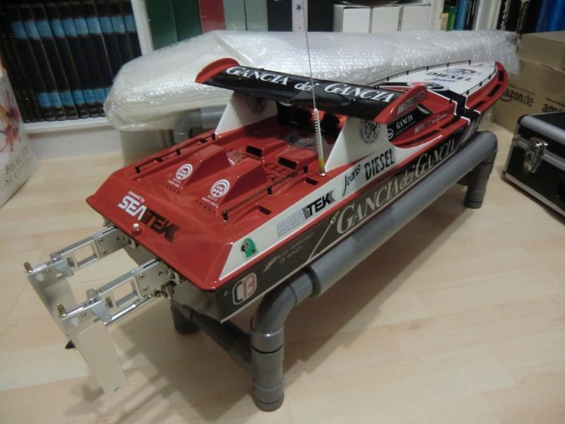 Restauration d'un Offshore RC Montag19
