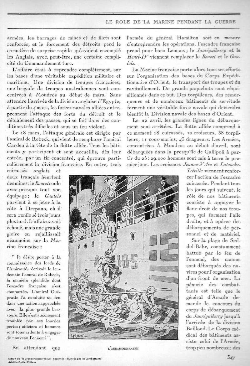 [ Histoires et histoire ] LE CENTENAIRE DE LA GRANDE GUERRE - Page 2 Page_410
