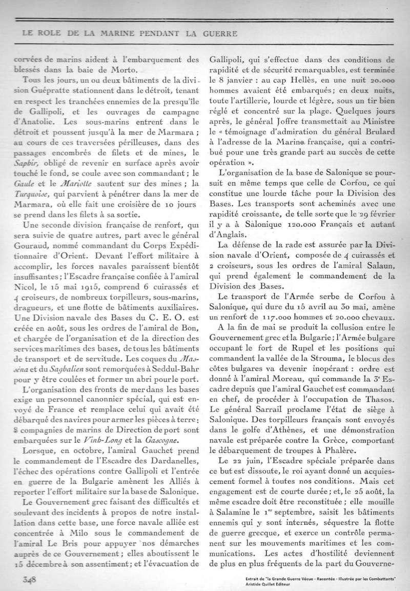 [ Histoires et histoire ] LE CENTENAIRE DE LA GRANDE GUERRE - Page 2 Page_510