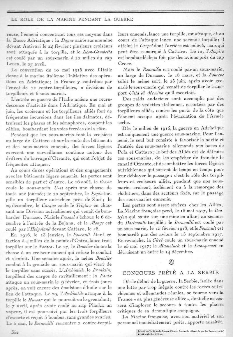 [ Histoires et histoire ] LE CENTENAIRE DE LA GRANDE GUERRE - Page 2 Page_910