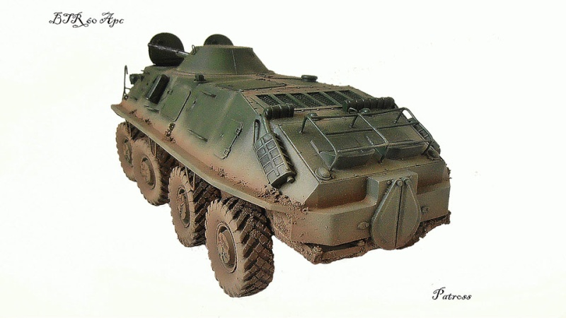 BTR 60 APC ( verlinden  1/35eme ) - Page 2 Patros10