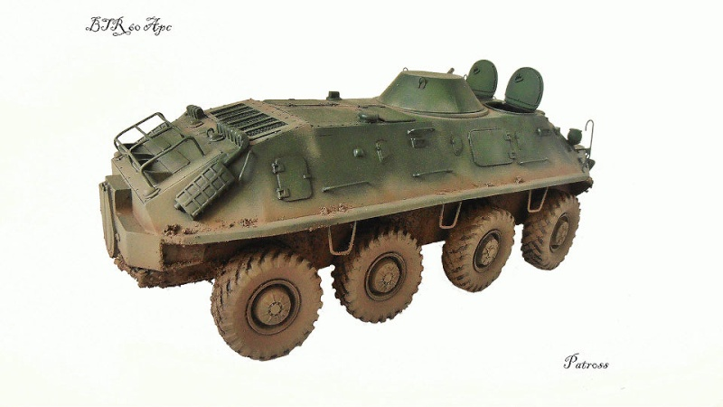 BTR 60 APC ( verlinden  1/35eme ) - Page 2 Patros11