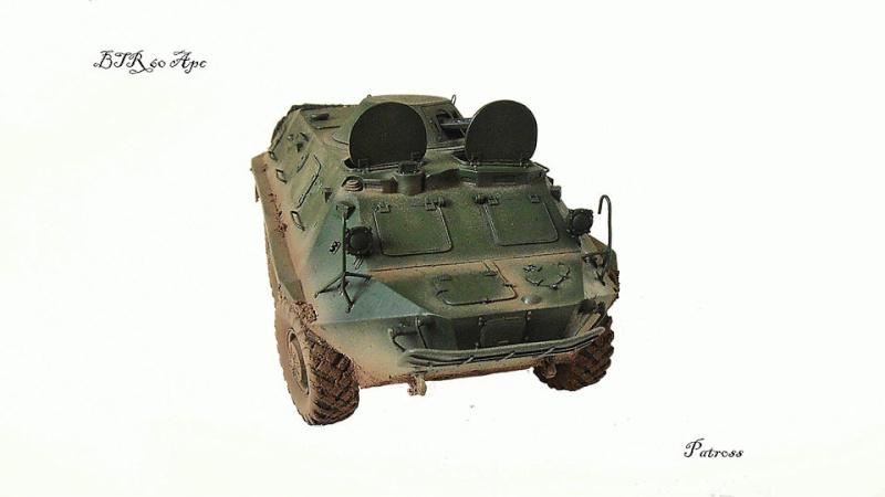 BTR 60 APC ( verlinden  1/35eme ) - Page 2 Patros12