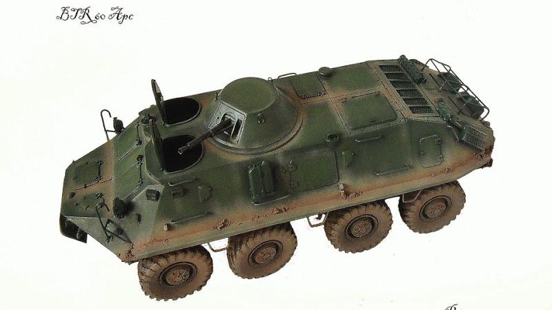BTR 60 APC ( verlinden  1/35eme ) - Page 2 Patros13