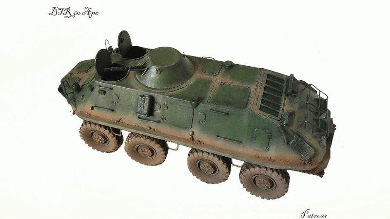BTR 60 APC ( verlinden  1/35eme ) - Page 2 Patros14