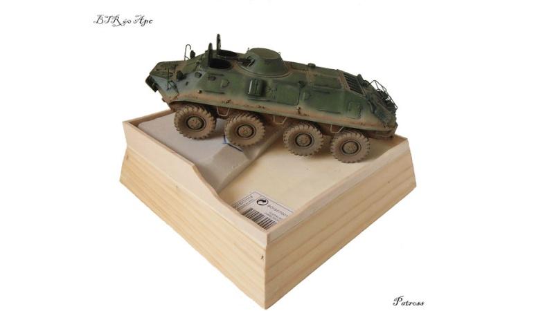 BTR 60 APC ( verlinden  1/35eme ) - Page 2 Patros15