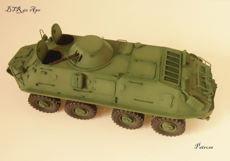 BTR 60 APC ( verlinden  1/35eme ) - Page 2 Pb150512