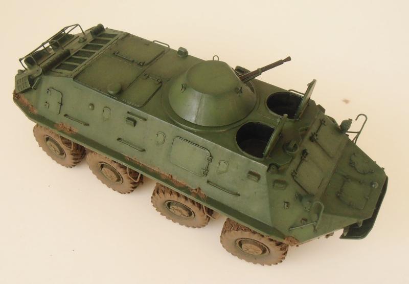 BTR 60 APC ( verlinden  1/35eme ) - Page 2 Pb150612