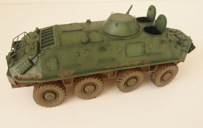BTR 60 APC ( verlinden  1/35eme ) - Page 2 Pb150613
