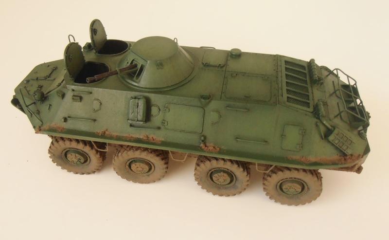 BTR 60 APC ( verlinden  1/35eme ) - Page 2 Pb150614
