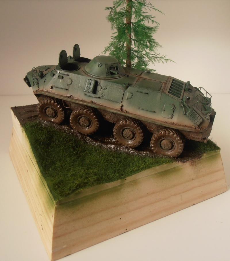 BTR 60 APC ( verlinden  1/35eme ) - Page 3 Pb220610