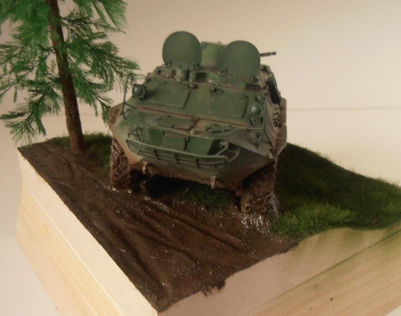 BTR 60 APC ( verlinden  1/35eme ) - Page 3 Pb220612