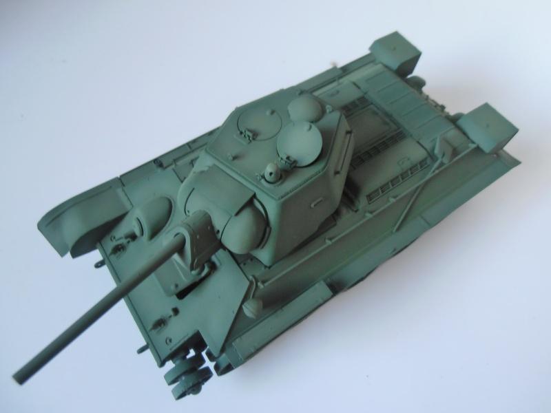 "T-34 "" K.O "" ( Tamiya, Dragon au 1/35eme ). - Page 2 Pb260915"
