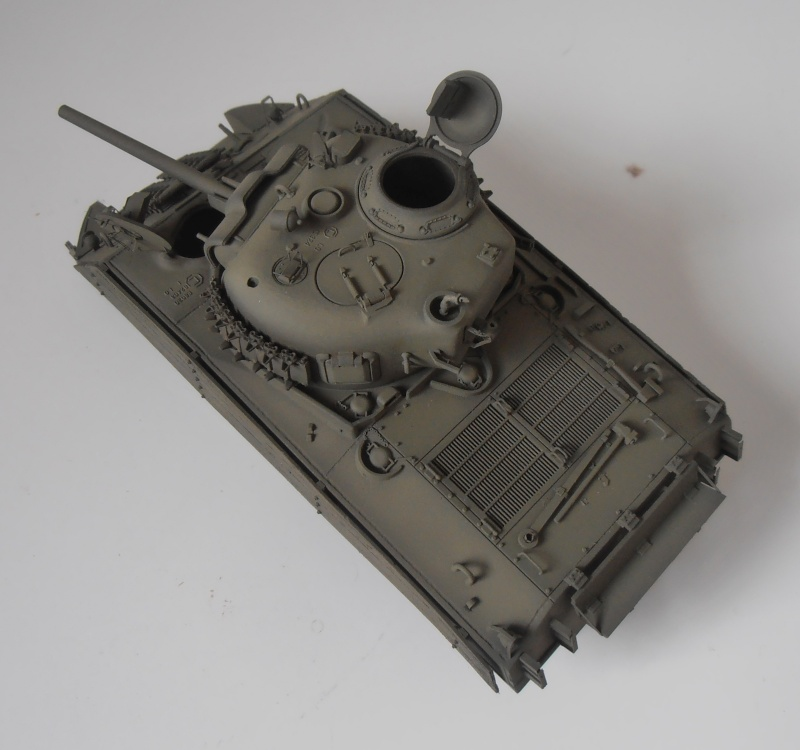 "Sherman M4A3 "" made in Pacifique "" ( Tamiya, Eduard, Neo Models au 1/35eme ) - Page 3 Pb280916"