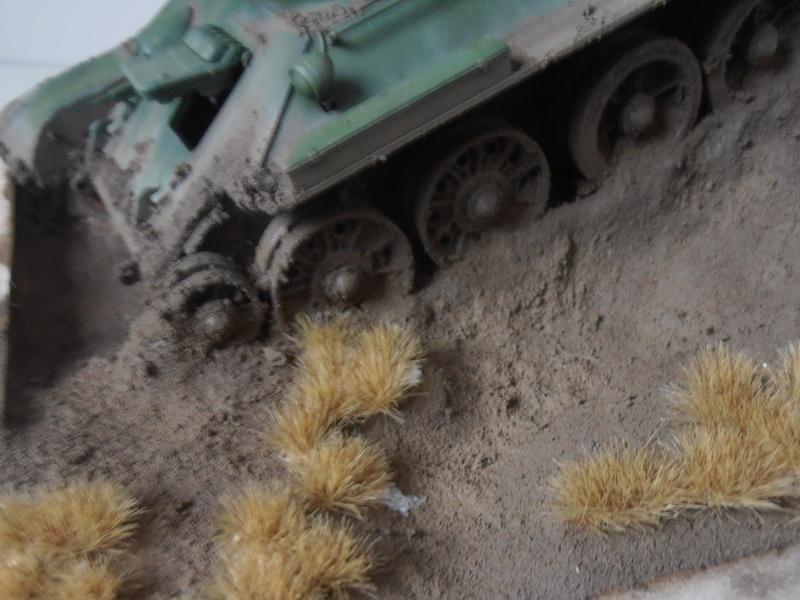 "T-34 "" K.O "" ( Tamiya, Dragon au 1/35eme ). - Page 4 Pc051112"