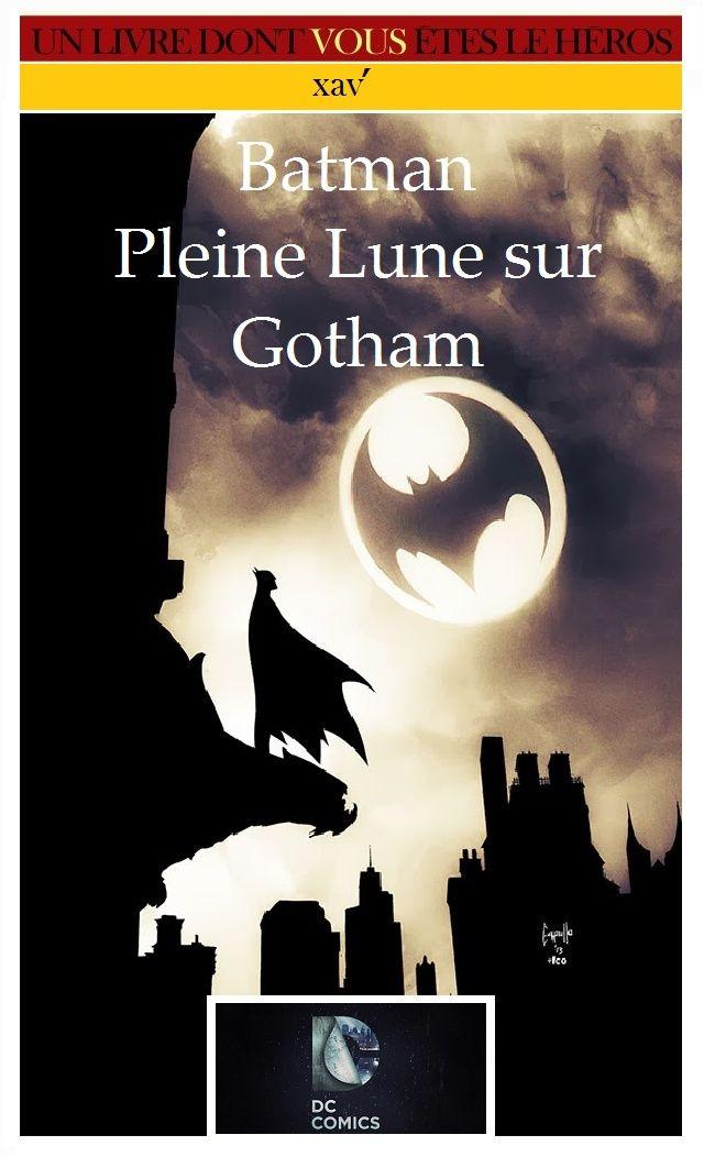 Batman - Pleine Lune sur Gotham Batxav10